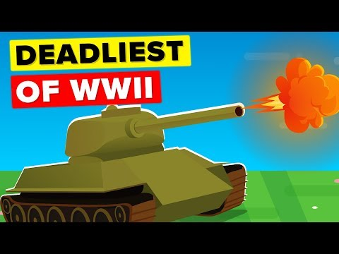The Deadliest Tank of WWII