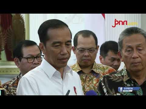 Imam Nahrawi Serahkan Surat Pengunduran Diri ke Jokowi