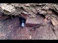 Раскопали Фундамент А ТАМ ЯЩИК и РУЖЬЯ !!!!!!