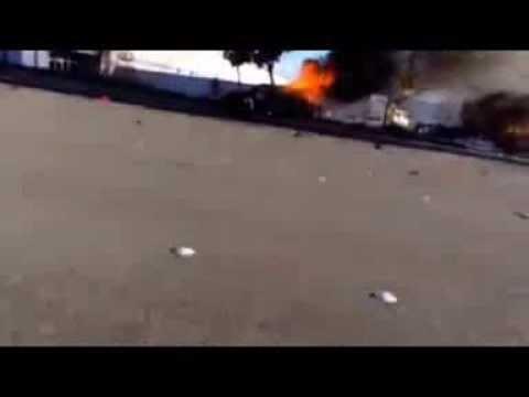 **REAL VIDEO..Paul Walker died in fatal Car accident. Paul Walker crash scene footage: - YouTube
