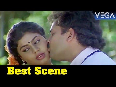 Enga Muthalali Tamil Movie    Raja & Vichitra Romantic Conversation     Romantic Scene
