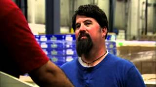 Moment 'Undercover boss' is FIRED for incompetence