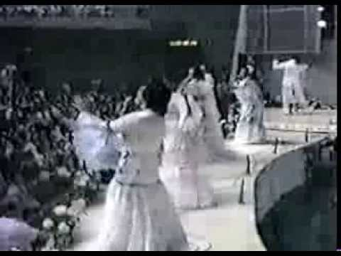 """""""ELENA BURKE"""" GUZMAN 1980 """"Cierre de Gala"""""""