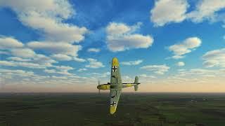 La-5FN - The Ballet. Oculus Rift, IL-2 Sturmovik Battle of Kuban