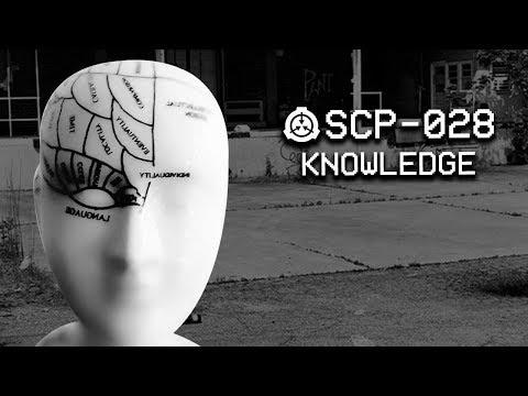 SCP-028 - Knowledge : Safe : Location SCP