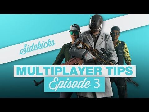 Sidekicks | Multiplayer Tips & Tricks | Uncharted 4