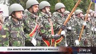 ZIUA ARMATEI ROMÂNE SĂRBĂTORITĂ LA MEDGIDIA