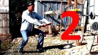 Уроки нунчаку. №2 - Блоки