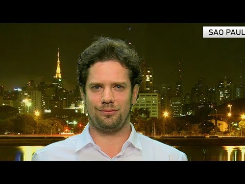 Sam Cowie discusses the guilty verdict of fmr Brazilian president Luiz Inacio Lula