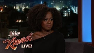 Viola Davis on Meląnia Trump's Love of How to Get Away with Murder