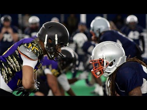 2017 Central Penn Chargers Vs DC Woodland Tigers Indoor Football Highlights