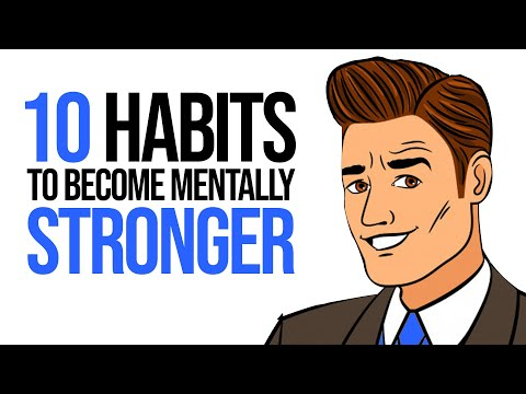 Download 10 Habits to Become Mentally Stronger