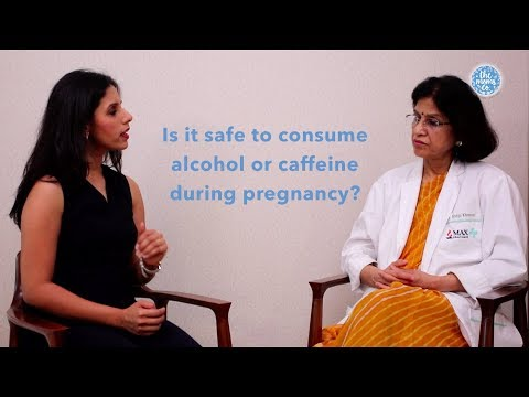 Coffee or Alcohol Consumption During Pregnancy? Get Doctor's Advice