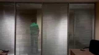 Алюминиевые офисные перегородки со стеклом(, 2014-07-25T15:10:55.000Z)