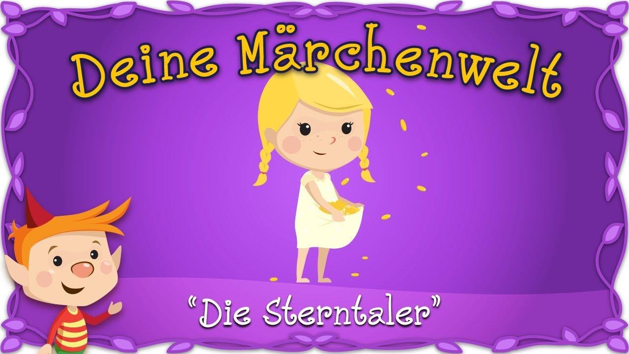Die Sterntaler - Märchen und Geschichten für Kinder | Brüder Grimm | Deine Märchenwelt
