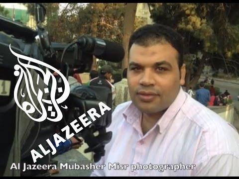 Wives of two detained Al Jazeera journalists speak