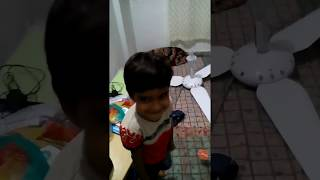 V.funny small kid slap with dance