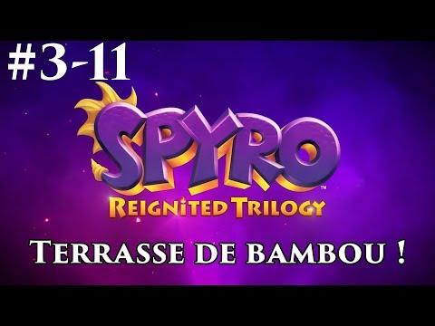 Spyro Reignited Trilogy 3 11 Terrasse De Bambou