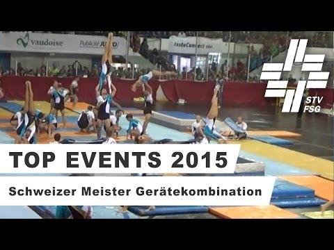 FSG Pomy - Schweizer Meister 2015 Gerätekombination