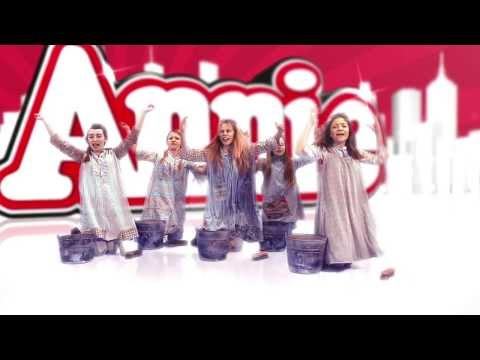 Annie the Musical | New Zealand 2014 | TVC