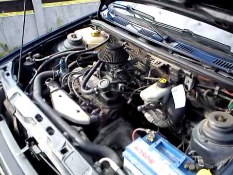 Ford Fiesta Mk3 1 3i With Air Filter Kingdragon Engine