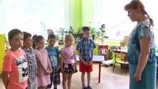 НООД для старших дошкольников по ОБЖ