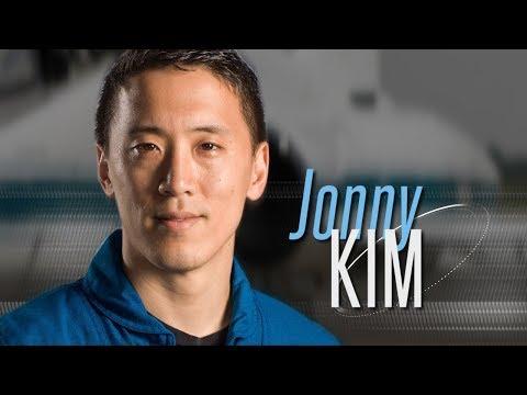 Jonny Kim/NASA 2017 Astronaut Candidate