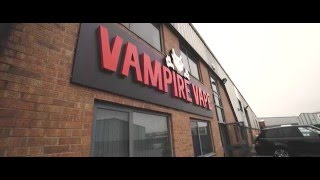 Vampire Vape 2016 New Facilities