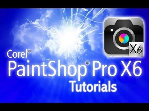 Super PaintShop Pro X6 - Tutorial for Beginners [+ General Overview  LP15