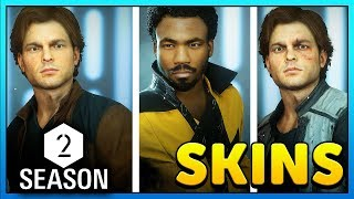 New SOLO SKINS Non-HOLO - Should YOU BUY? - Star Wars Battlefront 2