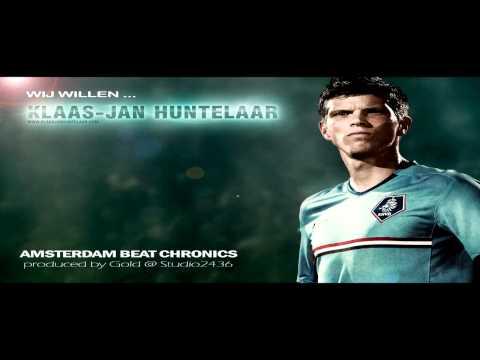 Amsterdam Beat Chronics - Wij Willen Klaas-Jan Huntelaar (Housemix by Gold)