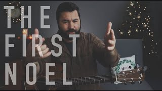 The First Noel (Live Christmas Guitar Tutorial)
