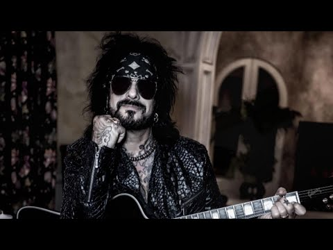 Nikki Sixx Shares about Overcoming a Heroin Addiction