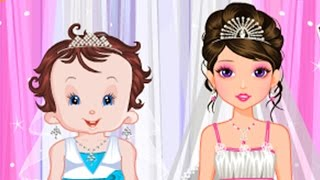 Baby Lisi Game Movie - Baby Lisi Wedding Cake - Baby Games for Kids - Dora The Explorer