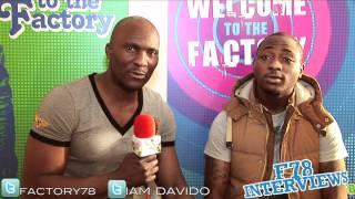 Davido - Dami duro (Exclusive interview)