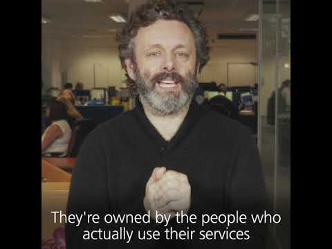People, Not Profit campaign with Michael Sheen