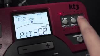 Antoine Fadavi - Quick Tips - MIDI on the KT3 (Part 2)