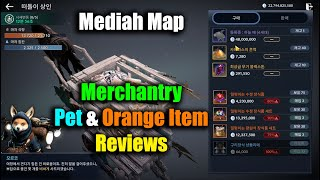 Black Desert Mobile Merchantry Pet & Orange Item Reviews Mediah Map
