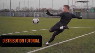 Distribution Tutorial for Goalkeepers | Keeping Goals - S2Ep13