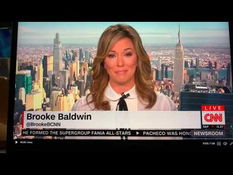 Brooke Baldwin Leaving CNN In April In Shocking News, No Job Lined Up Yet