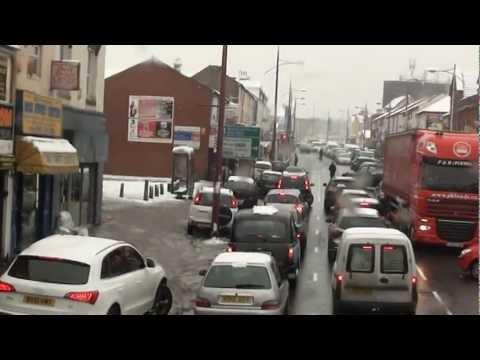 Birmingham, Handsworth, City centre to Soho Road