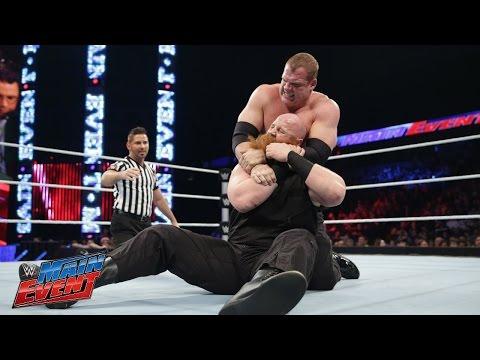 Erick Rowan vs. Kane: WWE Main Event, December 16,...