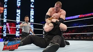 Erick Rowan vs. Kane: WWE Main Event, December 16, 2014