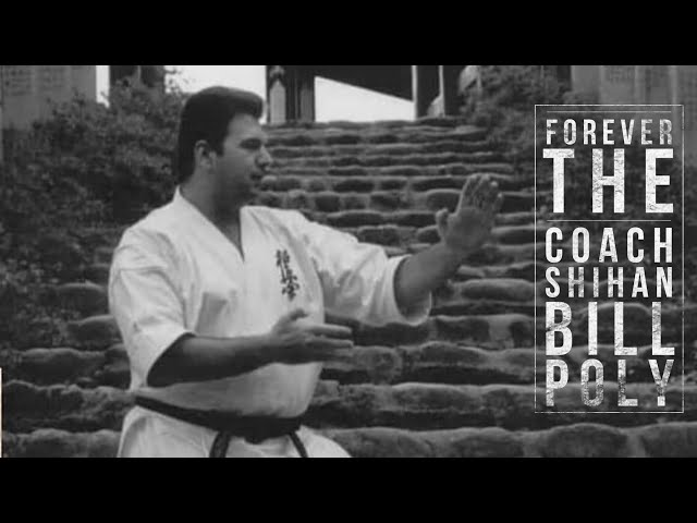 Forever The Coach - Shihan Bill Poly