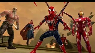 Top 10 Marvel Super Hero Game For Android《AD games 》