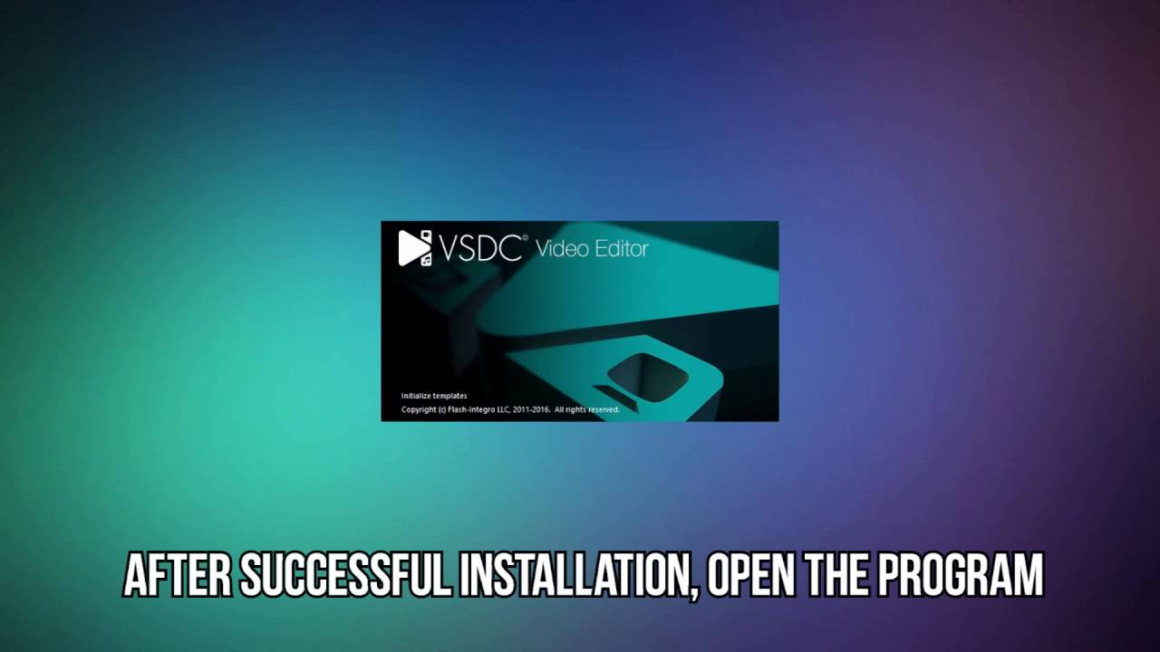 How to Activate VSDC PRO Video Editor