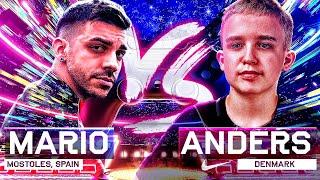 DjMaRiiO vs ANDERS VEJRGANG (EL MEJOR JUGADOR DE FIFA DEL MUNDO)