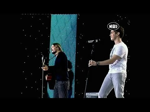 Reamonn feat. Μιχάλης Χατζηγιάννης - Tonight / Σήμερα (Mad VMA 2007)