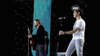Reamonn feat.Μιχάλης Χατζηγιάννης - Tonight/Σήμερα (VMA 2007)