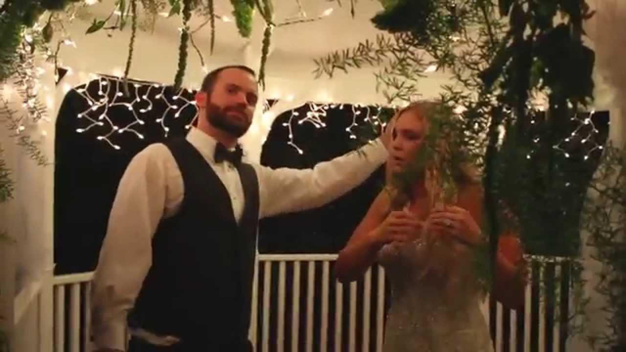 danielle amp evan hedrick wedding youtube